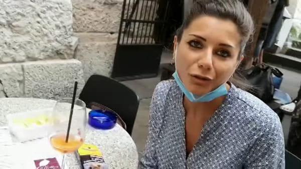 I locali di Vicenza alla riapertura si tingono di arancione: parla una ragazza che ha partecipato allo spritz
