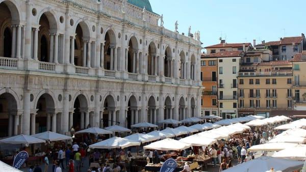 Ogni giorno tutti i mercati in città e in provincia di Vicenza
