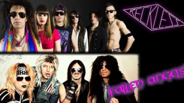 "Halloween Glam Party: ""Reckless"" e ""Fallen Angels"" al Mamaloca"