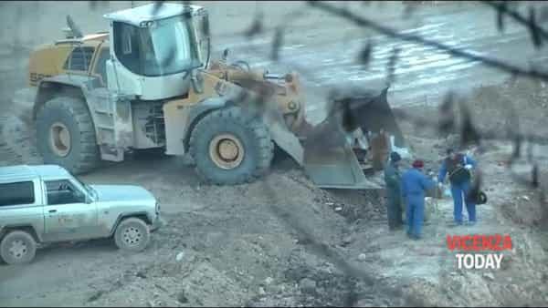VIDEO | «Terremoto continuo alla Grolla»: i residenti contro la cava