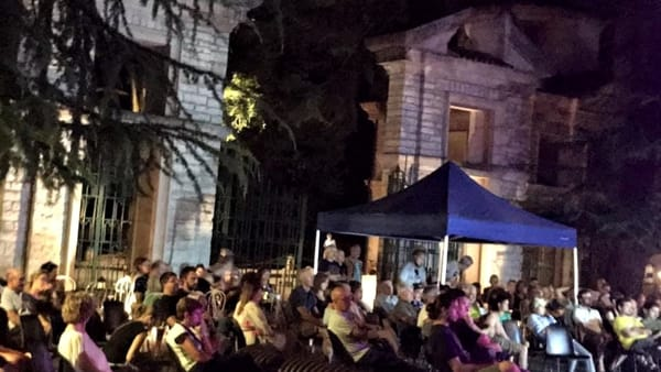 Estate a Valdagno: musica, cinema all'aperto, artisti di strada