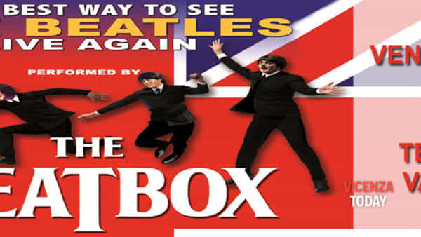 The beatbox il tributo ai Beatles n° 1 in europa