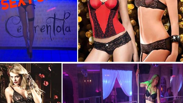 cenerentola club collage doc weekend sexy show-2
