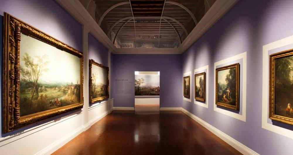 Pinacoteca (immagini di archivio)