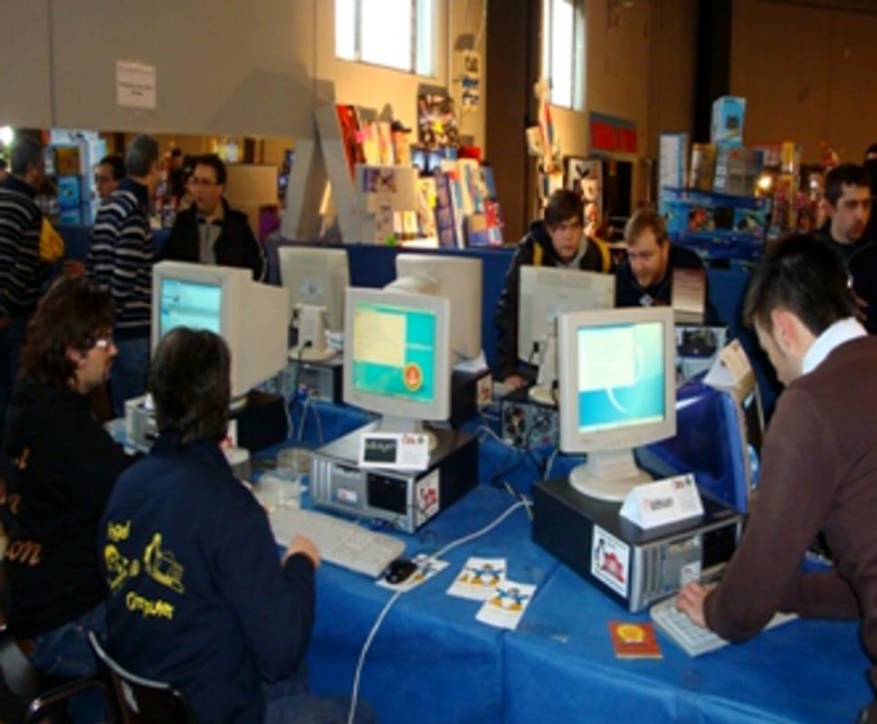 Expo Elettronica (immagini di archivio)