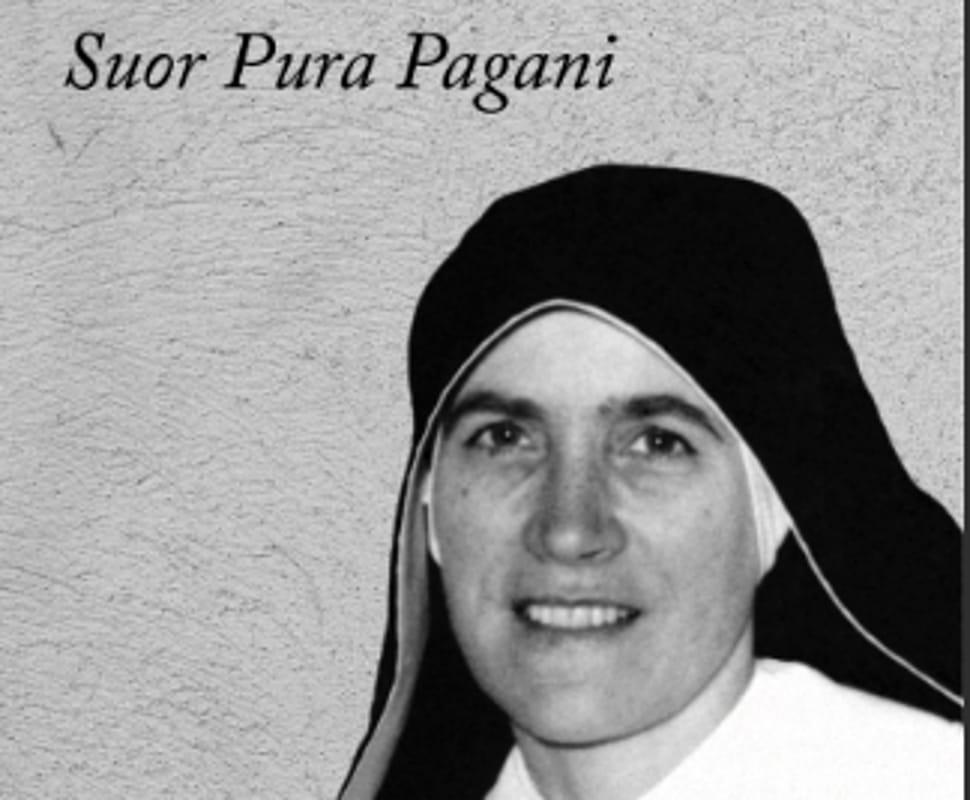 Suor Pura Pagani (immagini di archivio)