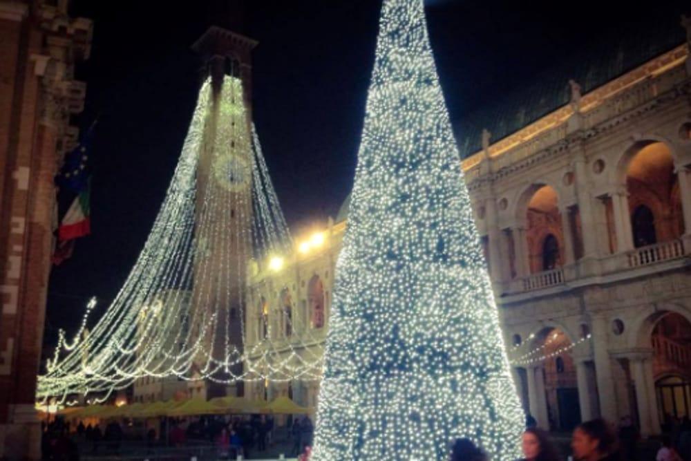 Natale a Vicenza (immagini di archivio)