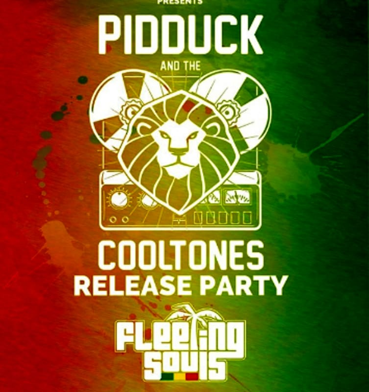 "Locandina ""Release Reggae Party"" (foto facebook)"