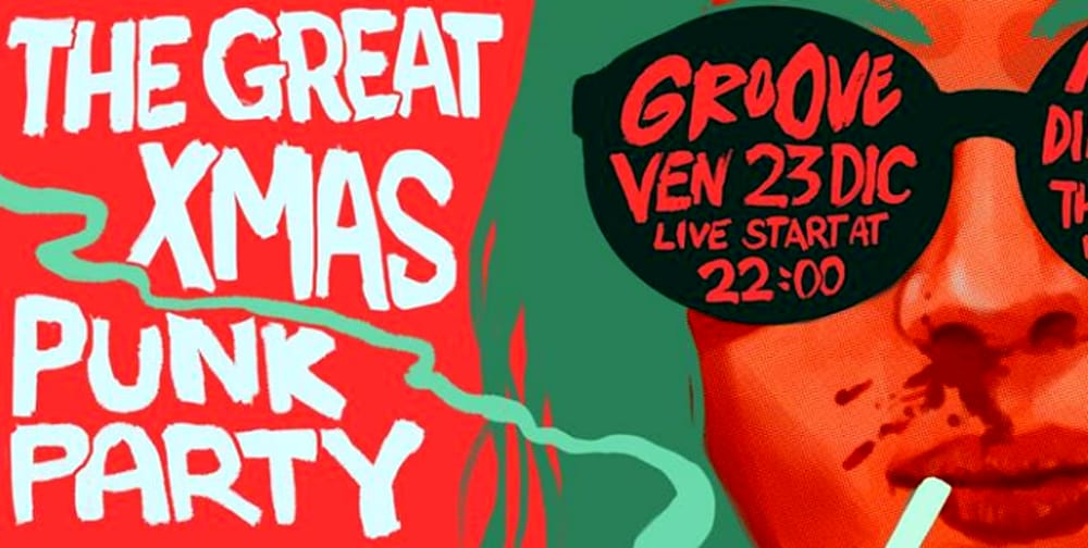 """The Great Christmas Punk Party"" (immagini di archivio)"