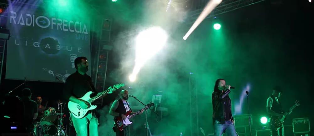 Radiofreccia Live (foto facebook)