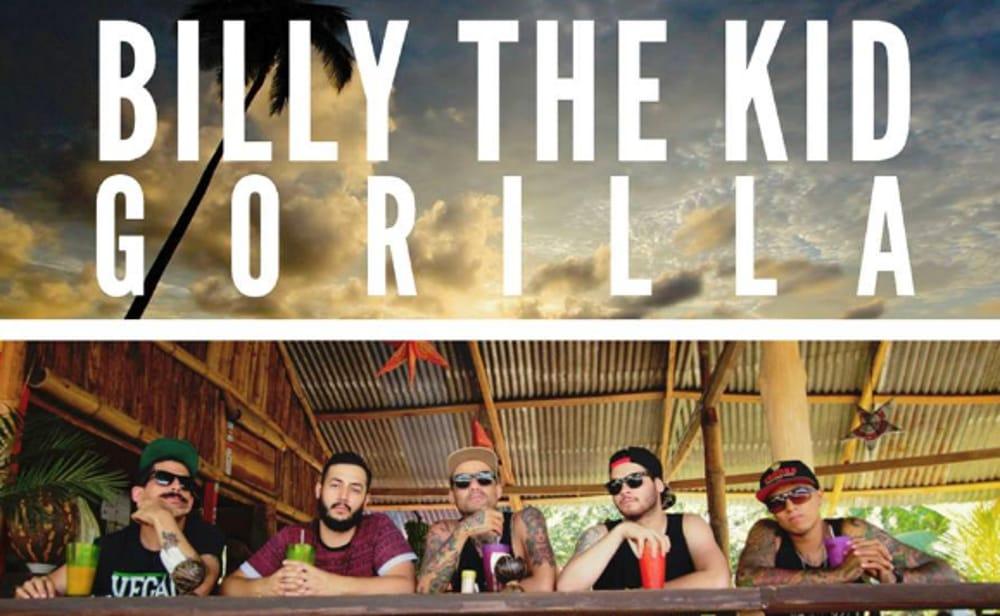 """""""Billy The Kid"""" (immagini di archivio)"""