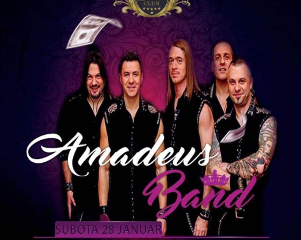 """Amadeus Band"" (foto facebook)"