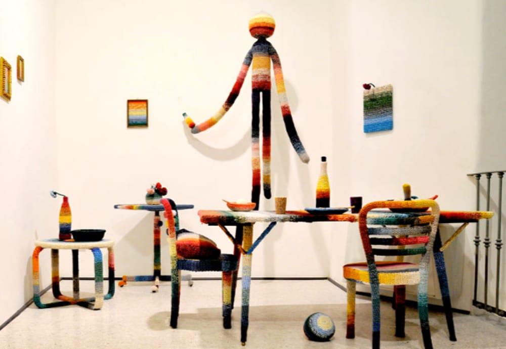 """""""Arte Artigiana"""" (immagini di archivio)"""