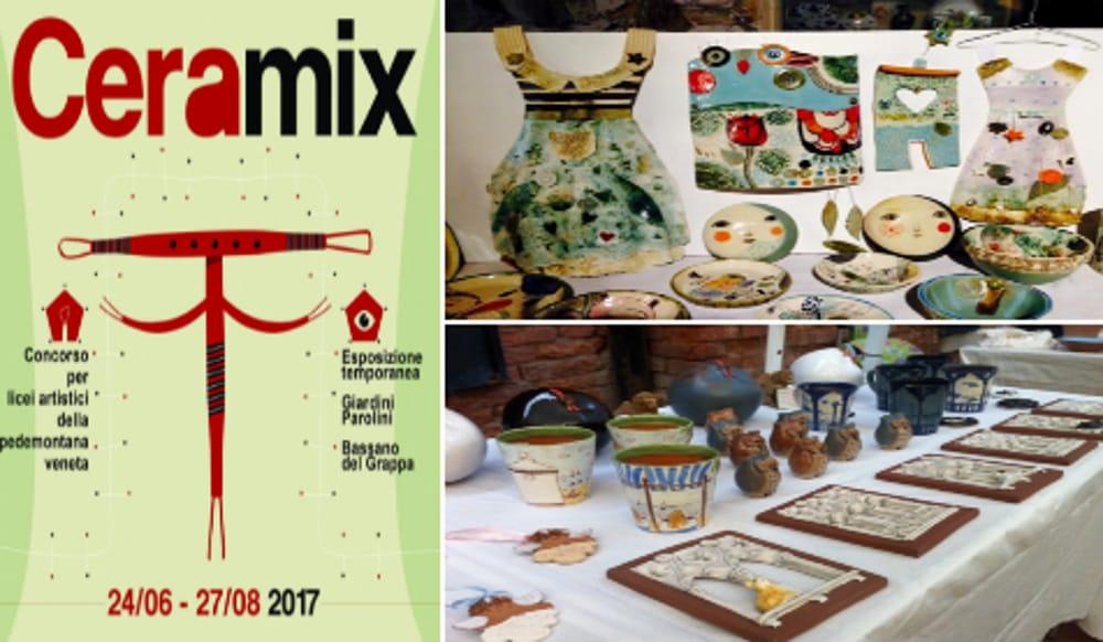 """Collage fotografico """"Ceramix"""" (immagini di archivio)"""