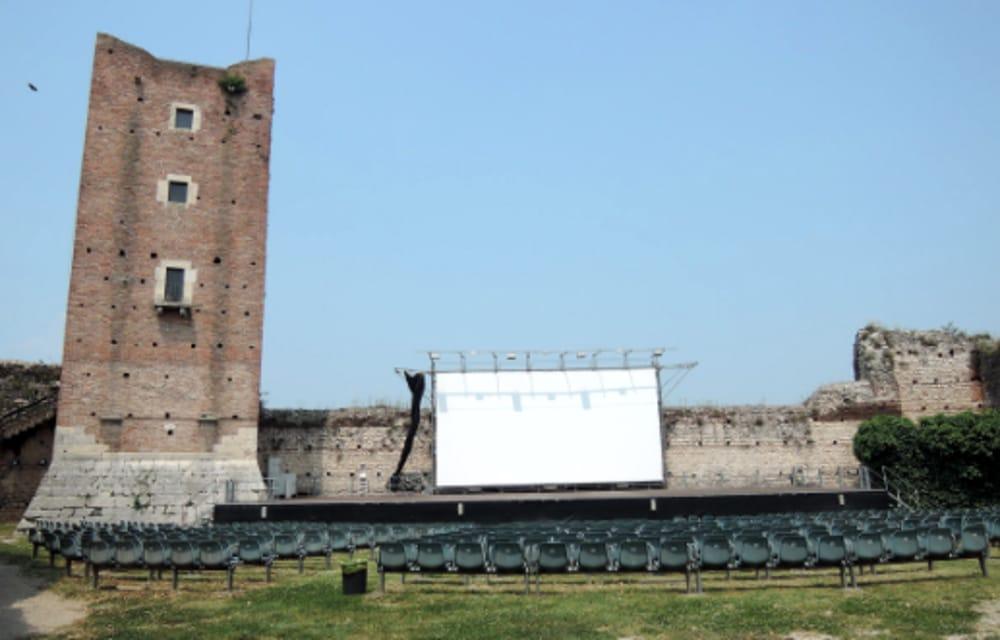 Cinemalcastello (immagini di archivio)