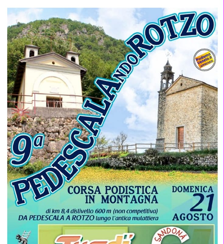 """Locandina """"Pedescalandorotzo"""" (immagini di archivio)"""