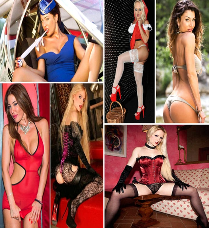 super collage hot weekend vittoria vinci + rossella visconti-2