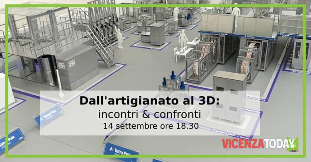 """""""Dall'Artigianato al 3D: Incontri & Confronti"""" (immagini di archivio)"""