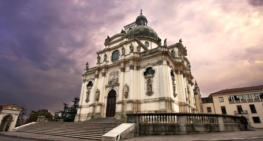 Santuario della Madonna Monte Berico (immagini di archivio)