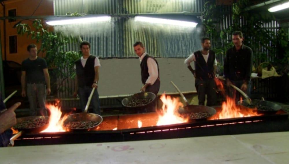 Festa delle Castagne (immagini di archivio)