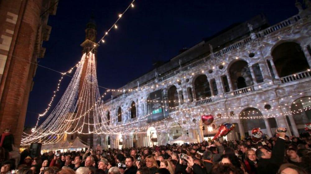 Capodanno Vicenza (immagini di archivio)
