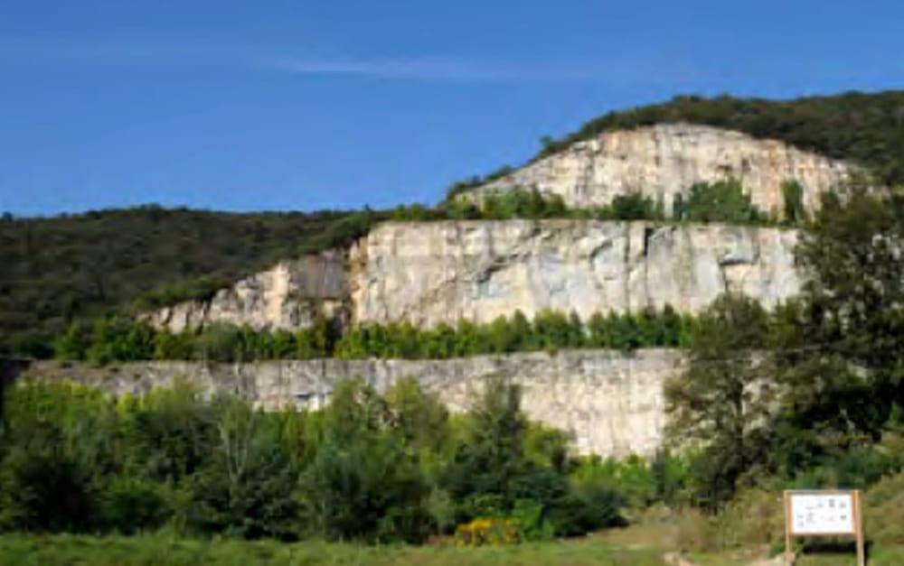 Parco Ex Cava Volto (immagini di archivio)