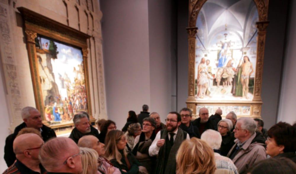 Pinacoteca di Palazzo Chiericati (immagini di archivio)