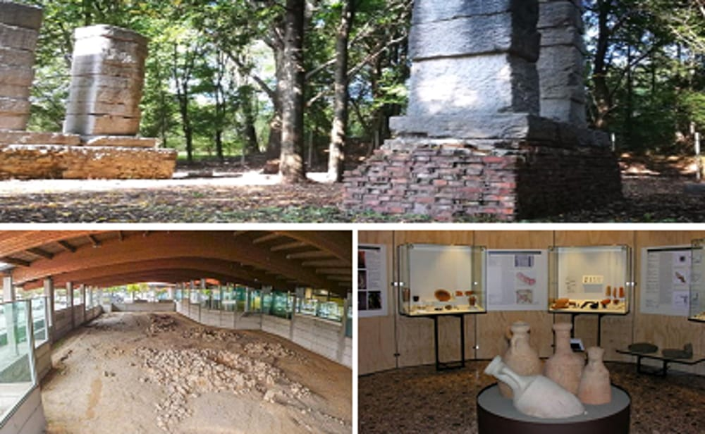 """""""Archeologia in Bicicletta"""": Area Megalitica, Museo Zannato e Ponte Romano (immagini di archivio)"""