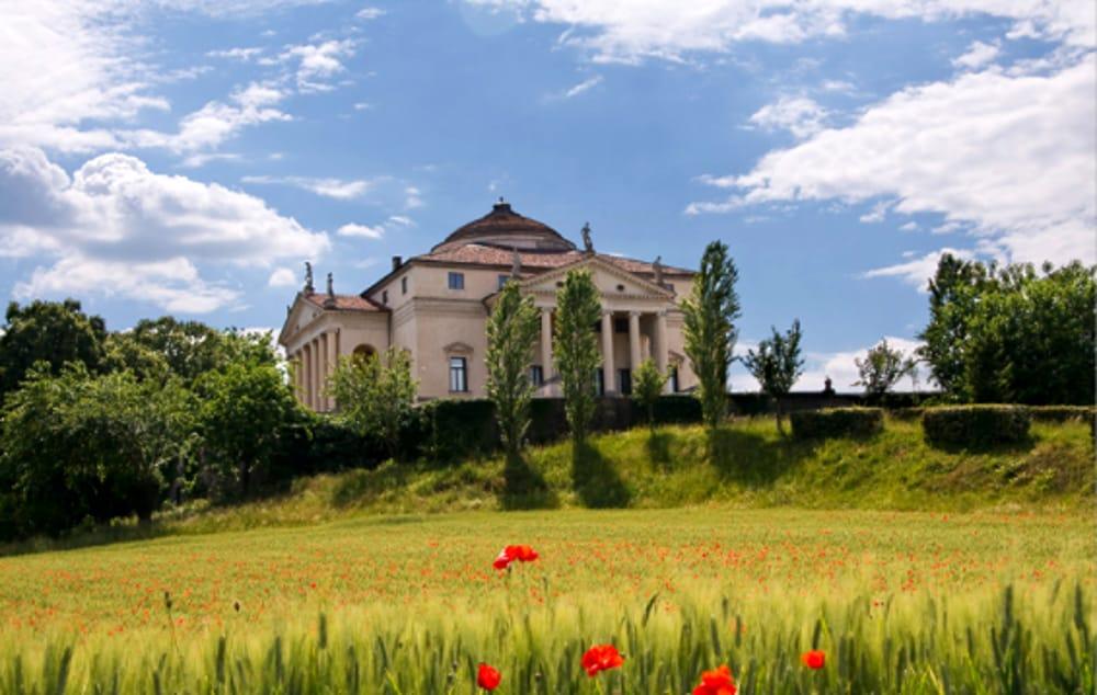 Villa La Rotonda (immagini di archivio)