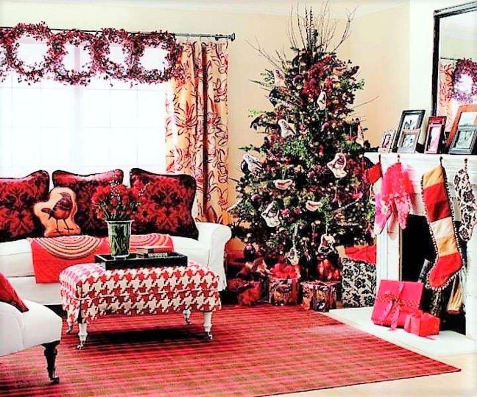 Decorazioni Natalizie Per Casa.Come Decorare Casa Per Natale E Creare L Atmosfera Di Vera Festa