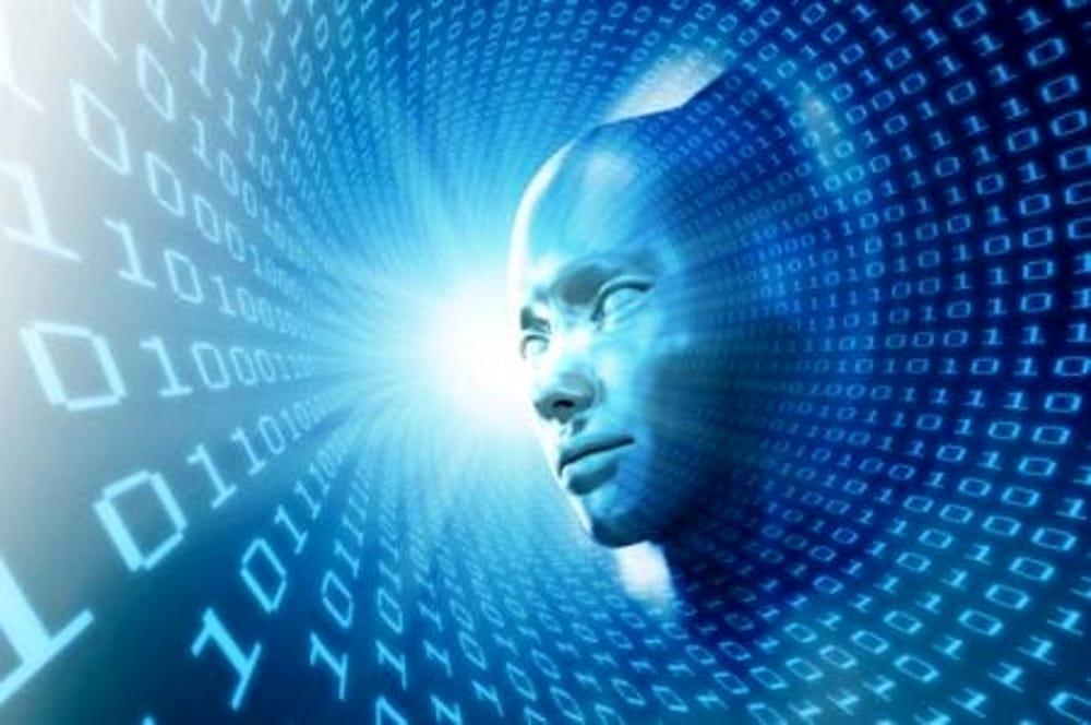 Intelligenza artificiale (immagini di archivio)