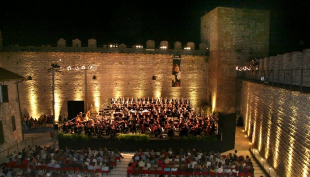 """""""Operaestate Festival"""" (immagini di archivio)"""