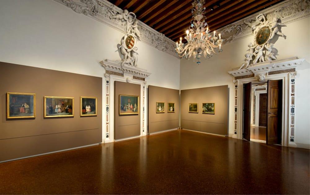 Gallerie d'Italia di Palazzo Leoni Montanari (immagini di archivio)