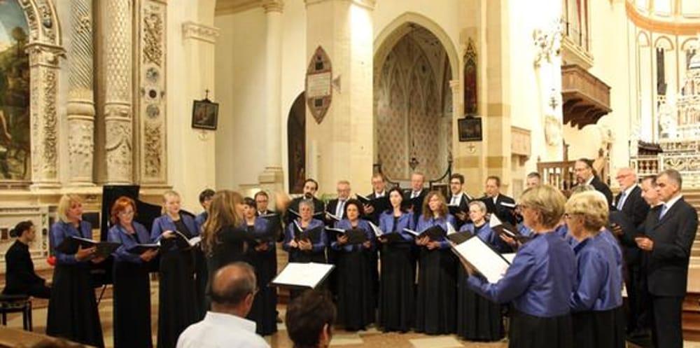 Schola Poliphonica di Monte Berico (immagini di archivio)