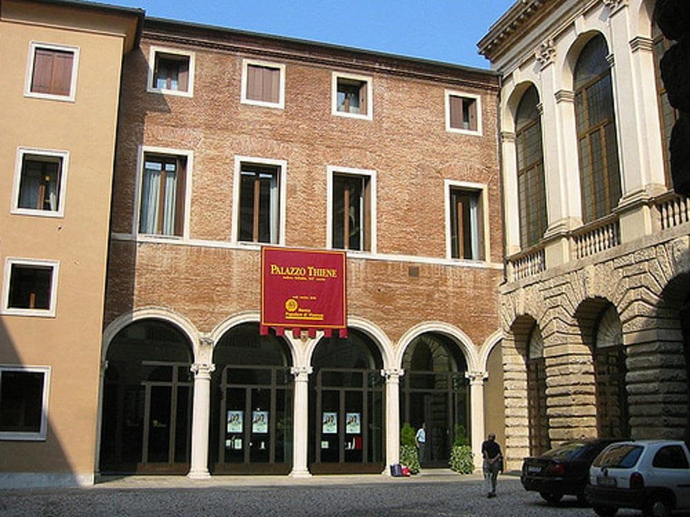 Palazzo Thiene (immagini di archivio)