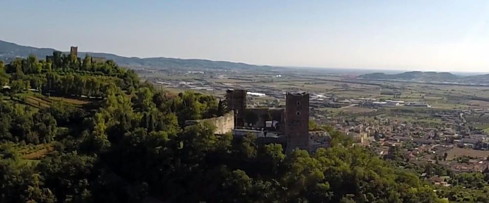 Panorama Montecchio Maggiore (immagini di archivio)