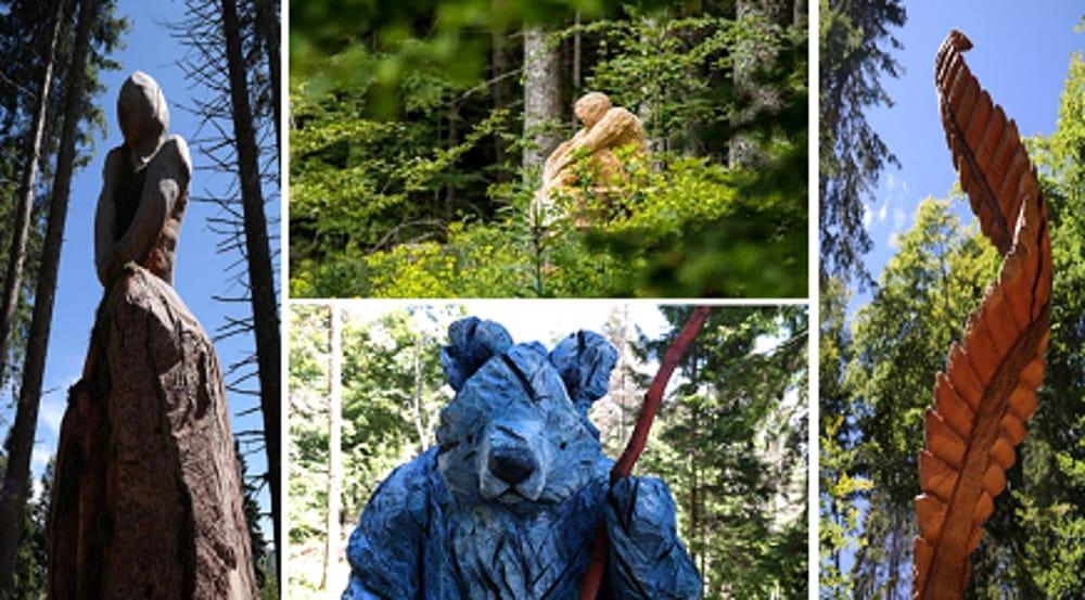"""""""SelvArt -Parco Arte Natura"""" (immagini di archivio)"""