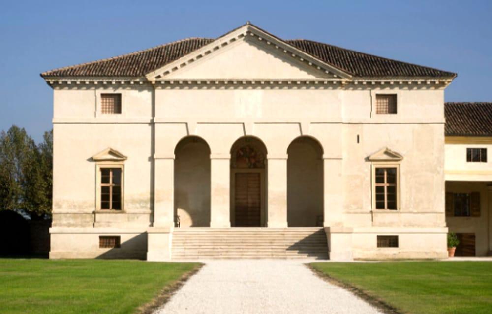 Villa Saraceno (immagini di archivio)