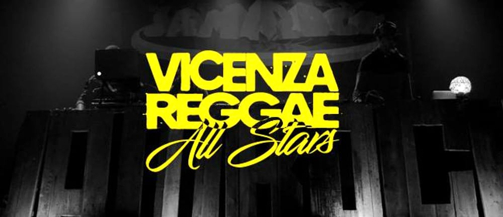 """Vicenza Reggae All Stars"" (foto facebook)"