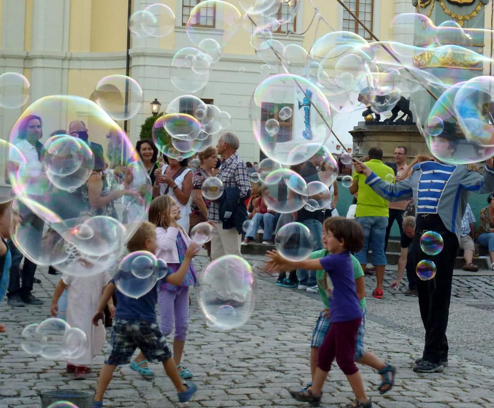 Eventi per bambini (immagini di archivio)