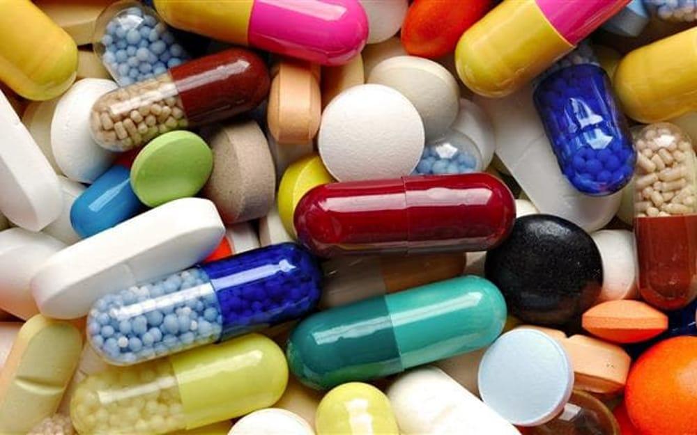 Farmaci antitumorali (immagini di archivio)