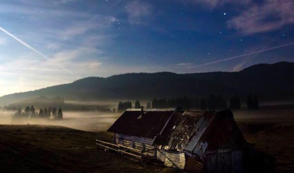 Astrotrekking nella Val Magnaboschi aCesuna di Roana (immagini di archivio)