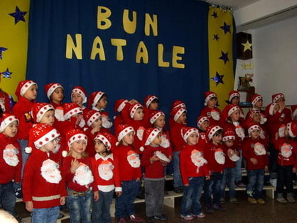 Babbo Natale è Guarito (immagini di archivio)