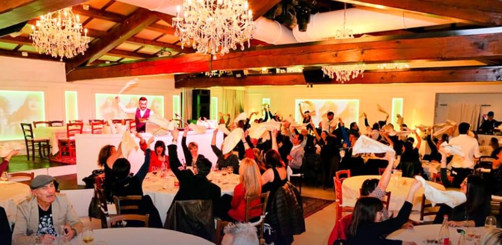 Cena ai Gelsi (foto facebook)
