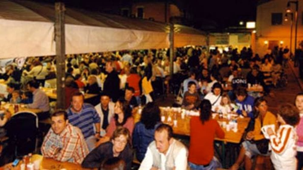 "Locandina ""Sagra del Carmine"" (foto facebook)"