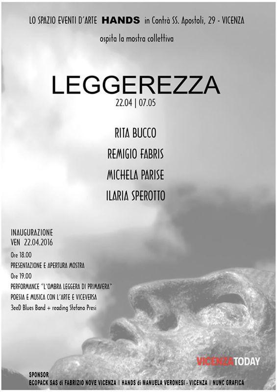 "Locandina ""Leggerezza"""
