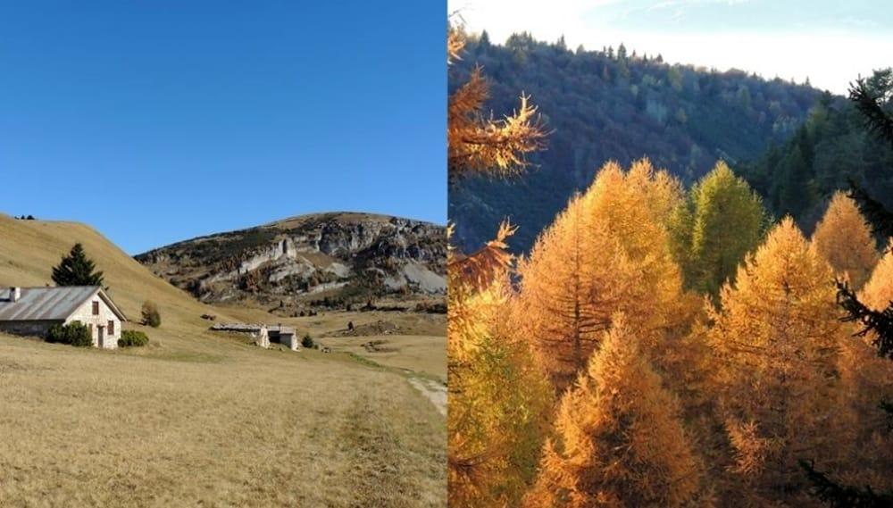 Col Santo sul Monte Pasubio e Rifugio Lancia (foto facebook)