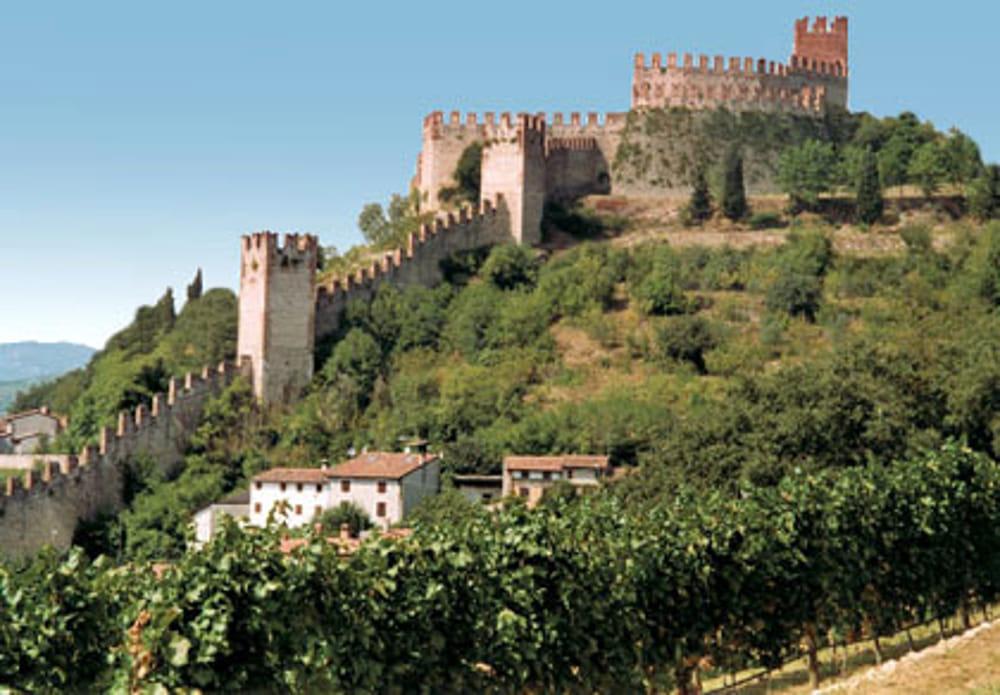 Castelli di Giulietta e Romeo (immagini di archivio)