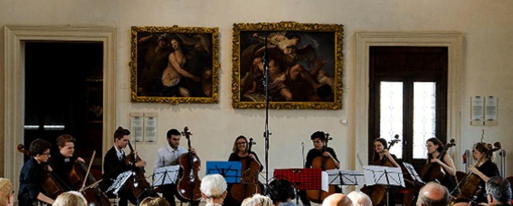 Concerti a Palazzo Chiericati (immagini di archivio)