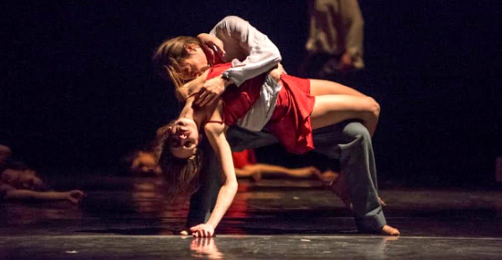"""""""Romeo y Juliet Tango"""" (immagini di archivio)"""